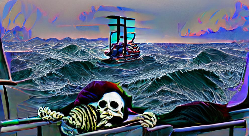 Death on the high seas
